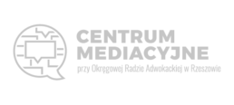 Logo Centrum Mediacji - klient