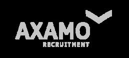 Logo AXAMO - klient