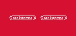 logo żurawski projekt identyfikacja wizualna Rzeszów