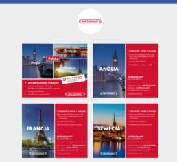 socialmedia projekt grafik