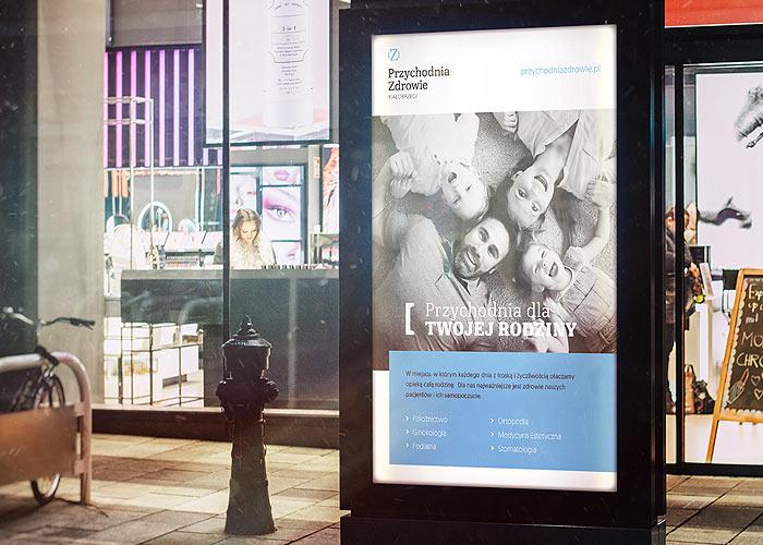 Reklama zewnętrzna szyldy, billboardy, potykacze, rollupy, plakaty, flagi