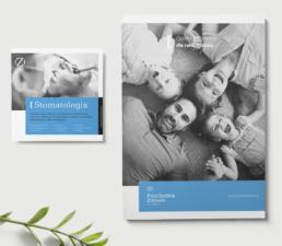 przychodnia zdrowie projekt CD folder